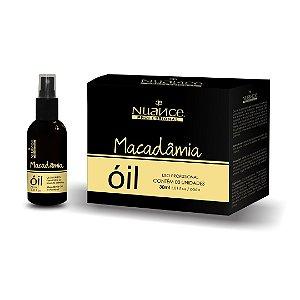Macadâmia Oil 8 unidades