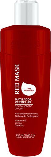 Red Mask Tons Vermelhos 300ml