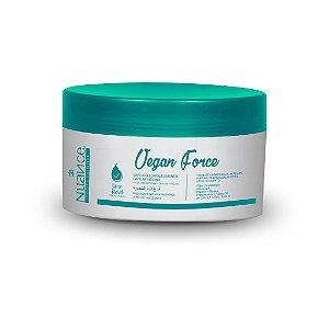 Vegan force Máscara Fortalecimento Capilar Vegana 250g