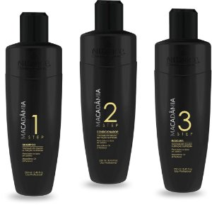 Kit Macadâmia 250ml