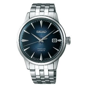 Relógio Seiko Presage Coquetel Blue Moon Automático srpb41j1  Made in Japan