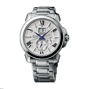 Relógio Seiko Premier Kinetic Perpetual  snp139p1