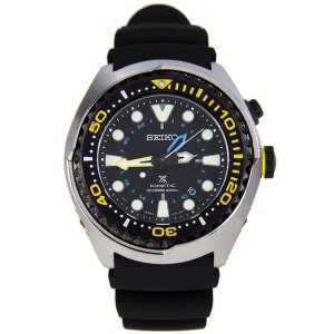Relogio Seiko Prospex  Kinetic Gmt Divers Sun021p1