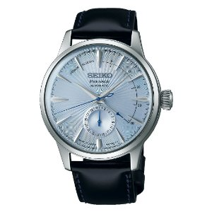 Relógio Seiko Presage Coquetel Ice Blue Automático SSA343J1 Made in Japan