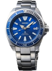 Relogio Seiko Prospex Automático Samurai Save the Ocean Great White Shark SRPD23k1