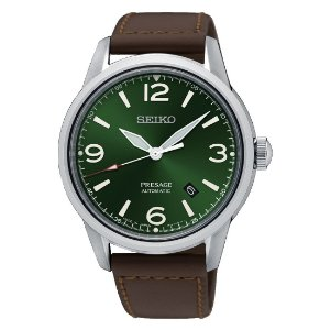 Relogio Seiko Presage Green Automático srpb65j1 Made in Japan