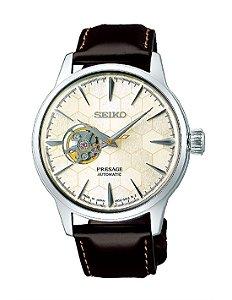 Relógio Seiko Presage Coquetel The Star Bar Edição Limitada Automático SSA409J1 Made in Japan