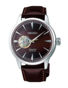 Relógio Seiko Presage Coquetel The Stinger Automático SSA407J1 Made in Japan