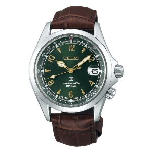 Relógio Seiko Alpinist Green Prospex Automático spb121j1 Made in Japan