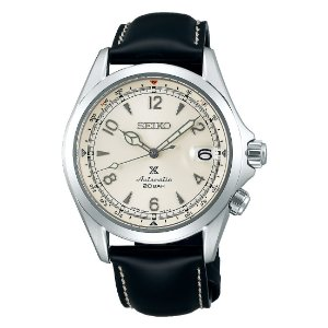 Relógio Seiko Alpinist White Prospex Automático spb119j1 Made in Japan