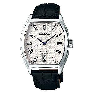 Relógio Seiko Presage Tonneau Automático srpd05j1  Made in Japan