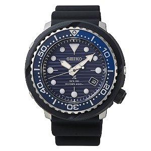Relogio Seiko Solar Diver Sne518p1 Edição Especial Save the Ocen Tuna lower case
