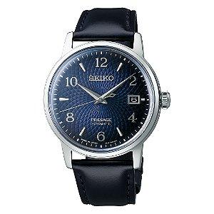 Relógio Seiko Presage Coquetel Old Clock Automático srpe43j1 Made in Japan