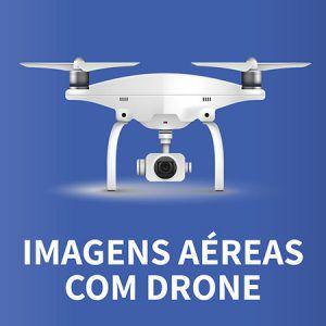 CAPTAÇÃO DE IMAGENS AÉREAS COM DRONE