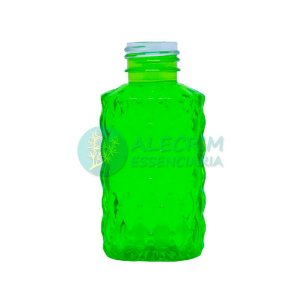 Frasco Pet Cilíndrico Diamante 240ml Rosca R24/410
