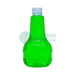 Frasco Pet Anfora Cristal 170ml Rosca R24/410
