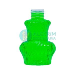 Frasco Pet Mini Cintura 90ml rosca R24/410