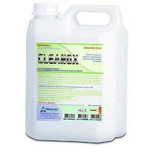 Limpador Inox Industrial Concentrado Cleanox 5lt