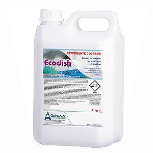Detergente Para Máquinas de Lavar Louças Ecodish 5lt