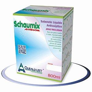 Sabonete Líquido Schaumix Antisséptico Refil 800ml