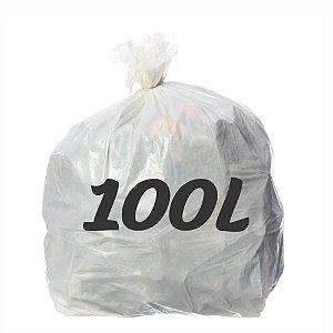 Saco De Lixo 100lt Branco