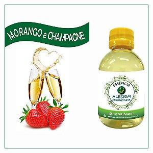 Essência Morango e Champanhe