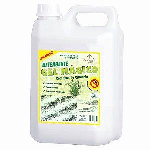 Detergente Gel Mágico New Hallive
