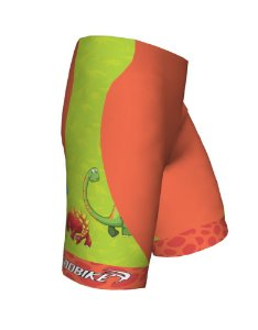 Bermuda Ciclismo Sódbike Infantil - SD21 Dinos