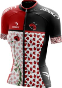 Camisa Ciclismo Joaninha