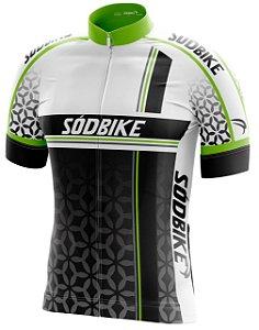 Camisa Ciclismo 003 Verde