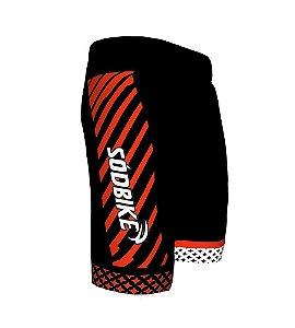 Bermuda Ciclismo 008 Vermelha