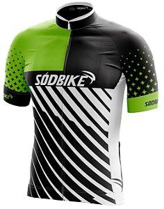 Camisa Ciclismo 008 Verde