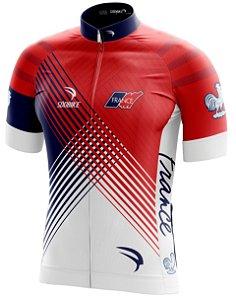 Camisa Ciclismo França 2017