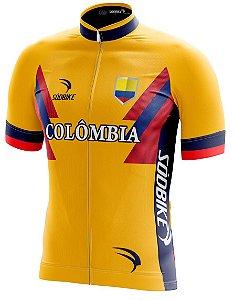 Camisa Ciclismo Colômbia
