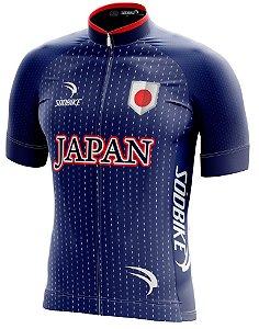 Camisa Ciclismo Japão Copa