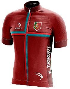 Camisa Ciclismo Portugal Copa