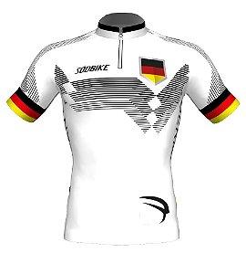 Camisa Ciclismo Alemanha Copa