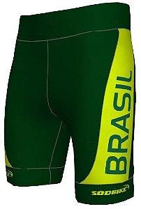 Bermuda Ciclismo Brasil Fluor