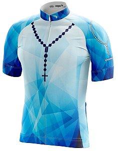 Camisa Ciclismo NSA-3 Azul