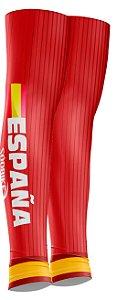 Manguito Sódbike Espanha Vermelho