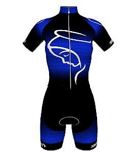 Macaquinho Ciclismo NSA-2 Azul