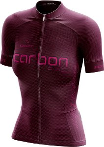 Camisa Ciclismo Carbon Pink