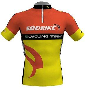 Camisa Ciclismo Team