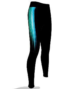 Calça Ciclismo Feminina 005 Azul