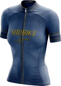 Camisa Ciclismo Jeans