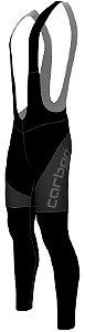 Calça Bretelle Ciclismo Carbon
