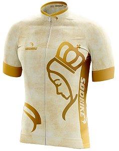 Camisa Ciclismo NSA-5 Dourada