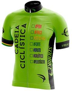 Camisa Ciclismo Gugalático - Cadeia Ciclística