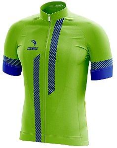 Camisa Elite Clean - Azul e Verde