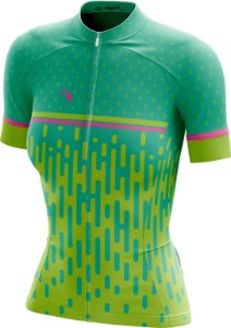 Camisa Ciclismo Feminina 014